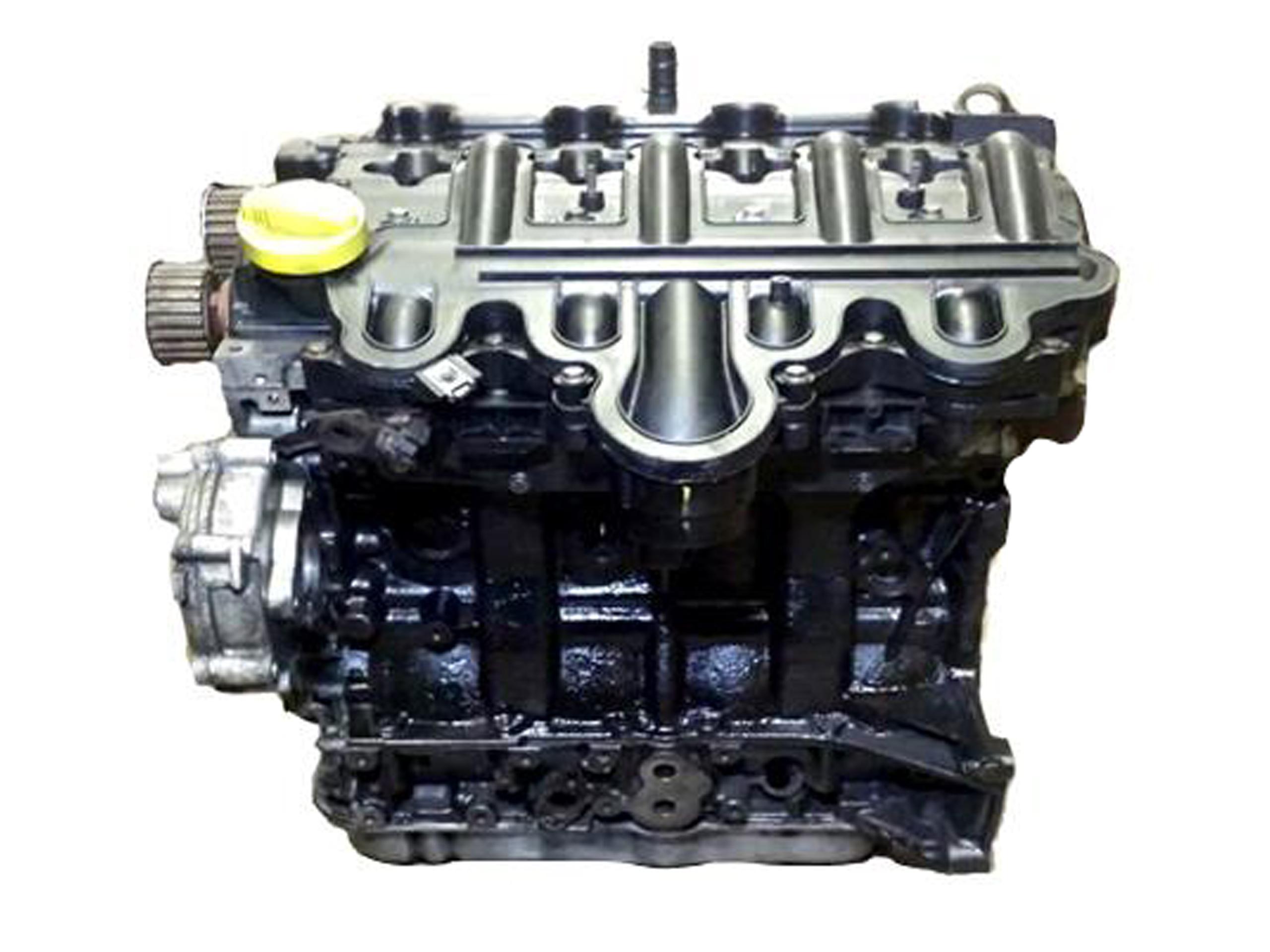 RENAULT MASTER 2.5 DCI ДВИГАТЕЛЬ G9U 120KM ENGINE