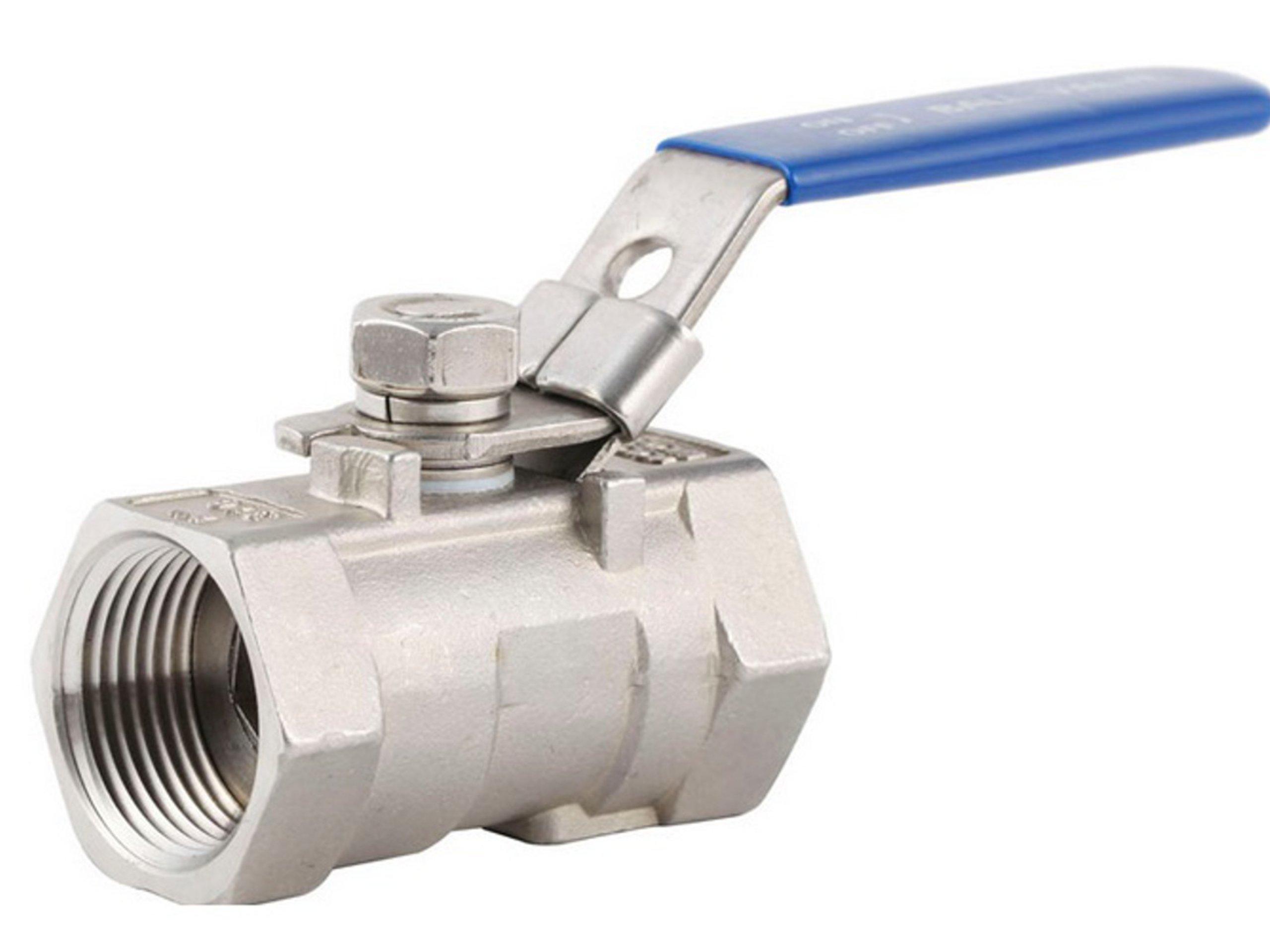 Guľový ventil nehrdzavejúcej kyseliny rezistentná 1-časť 1