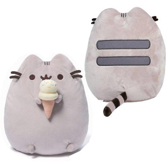PUSHEEN mačka s ľadovým maskotom 25 cm GUND 118 rokov