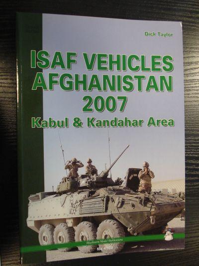 Транспортные средства ИСАФ Афганистан 2007 г. Stratus