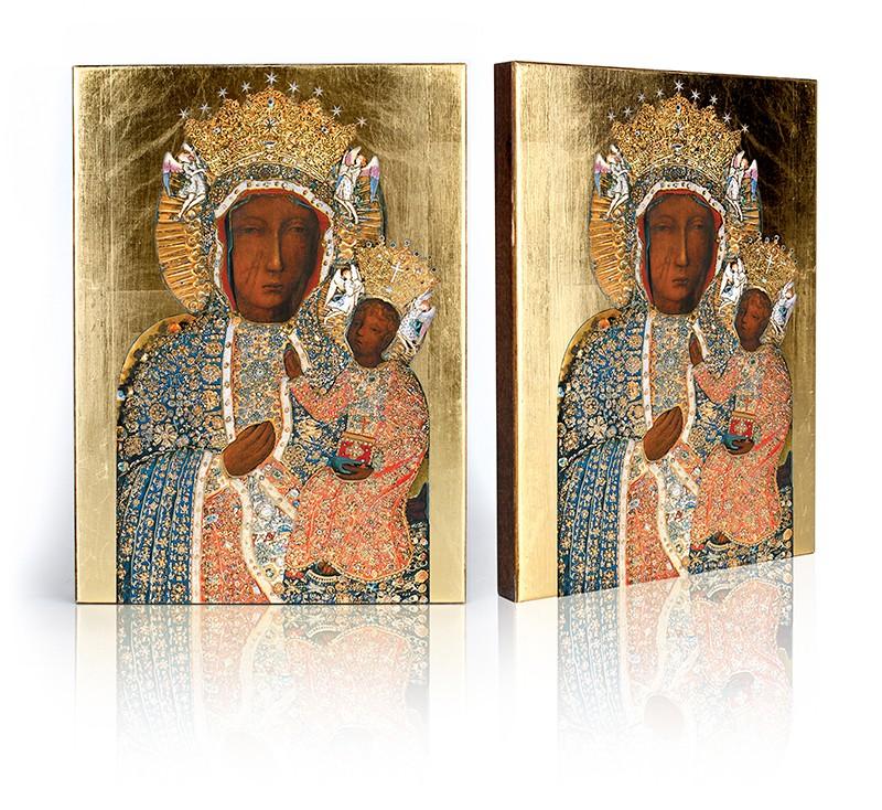 Icon Matka Boaha Czestochowa 3107 Veľkosť B