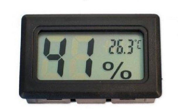 AI4 Higrometr Termometr Wilgotnościomierz Cyfrowy
