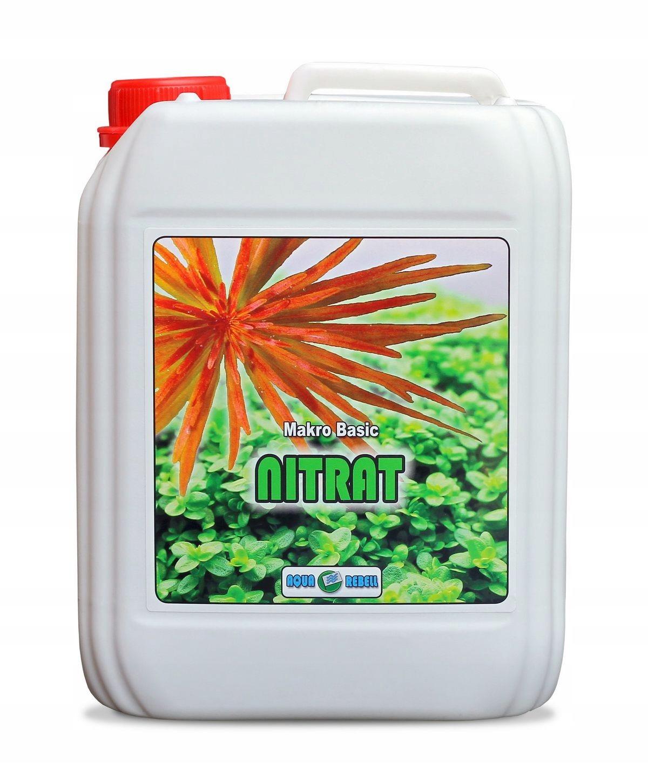 Aqua Rebell 5000ml Amónneho - dusíkaté hnojivo (NO3)