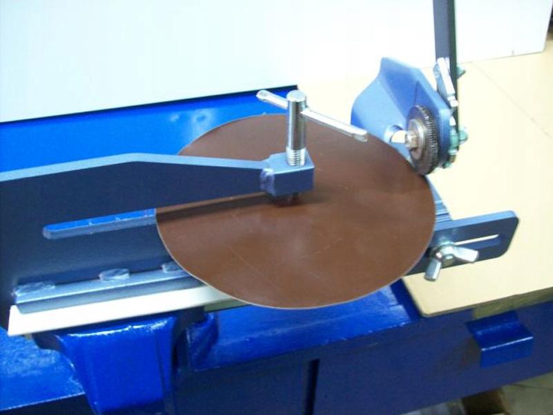NK-1 kruhové nožnice s štartérmi NW