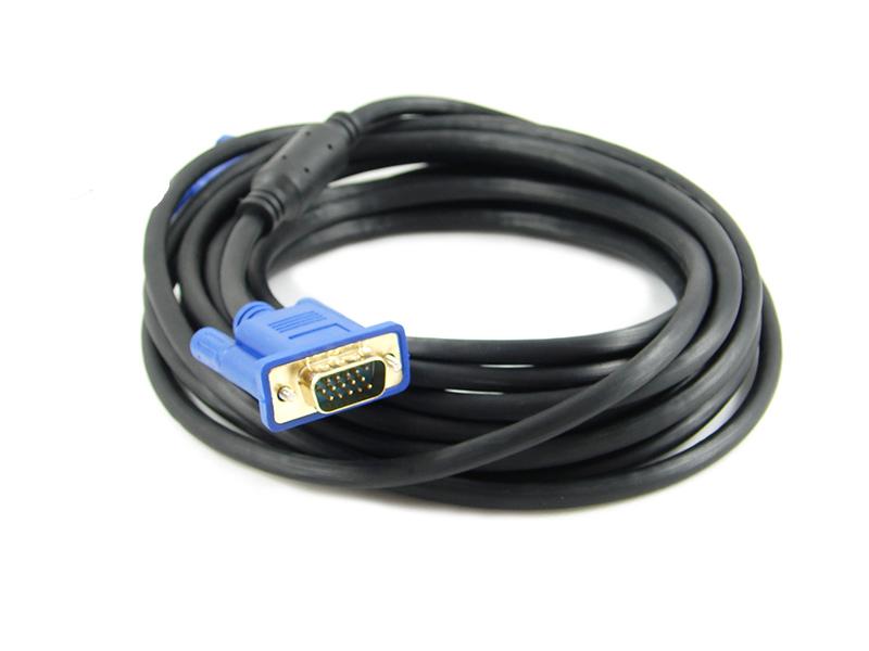 Kábel VGA kábel D-Sub RGB Monitor Projektor 10 m