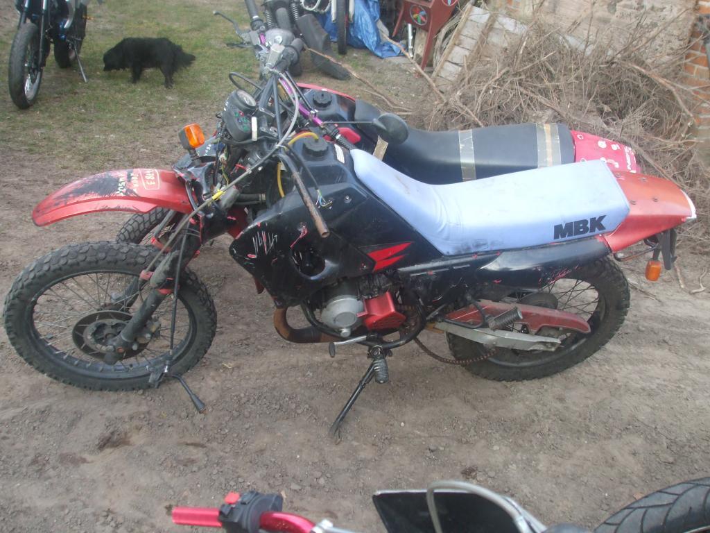 Yamaha Dt 50 R Mbk Czesci Silnik Kolo Owiewki Amor Rawa Mazowiecka Allegro Pl