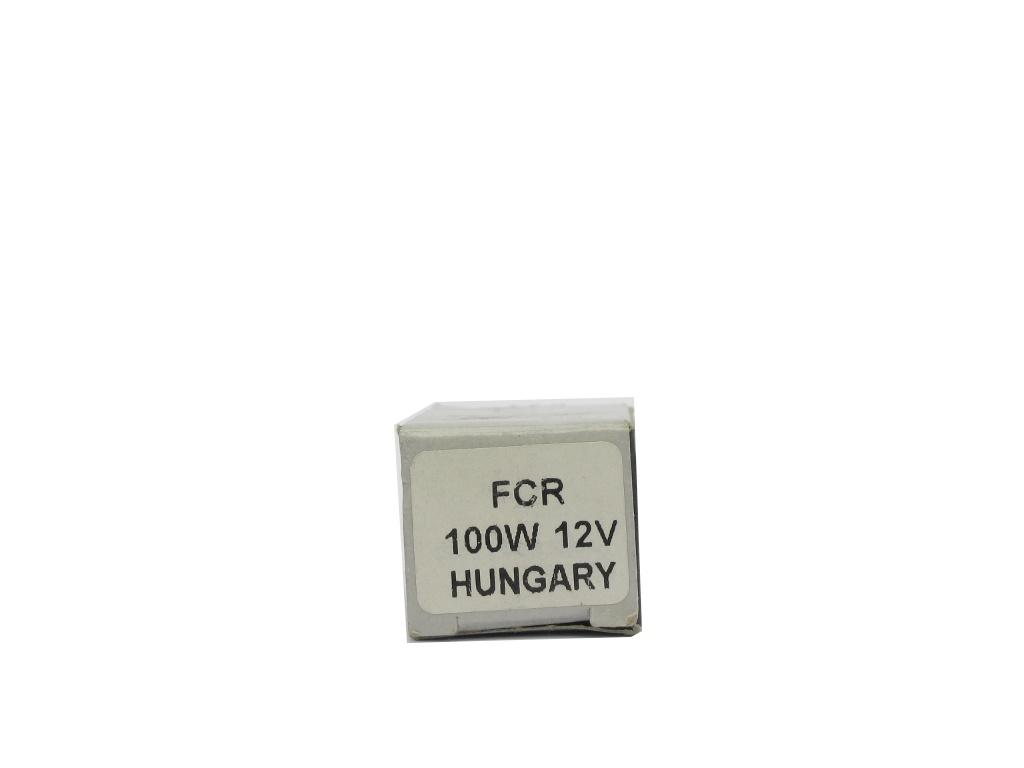 Halogénová žiarovka GE 12V 100W FCR