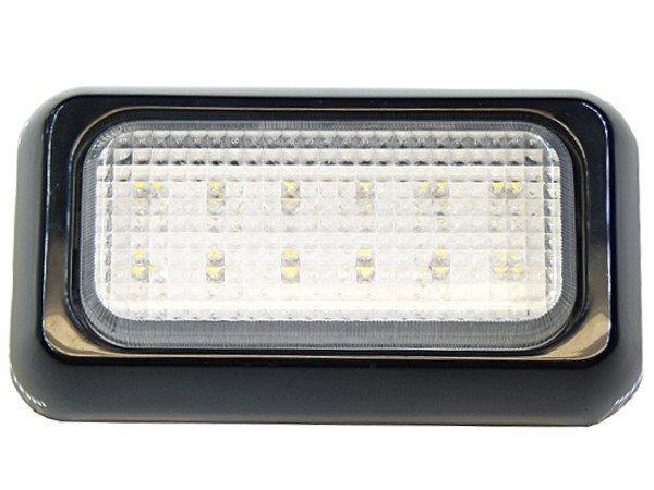 лампа 12 led габаритный водонепроницаемый bus tir 12v 24v