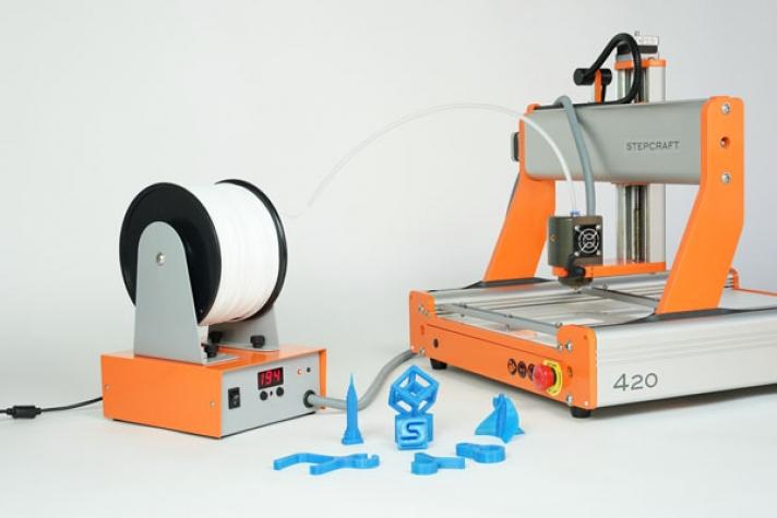 PLOTER, 3D Tlačiareň CNC Stuffraft 2/600