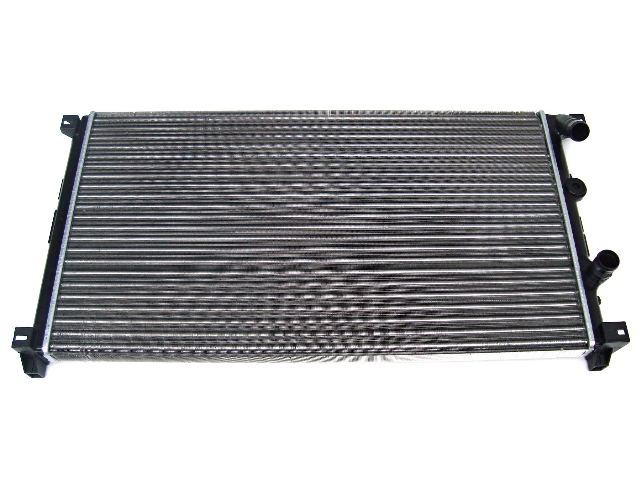 радиатор воды interstar movano master 25 dti