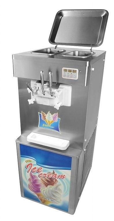 Stroj pre zmrzlinu 2 + Zmluvná zmes s pumpou