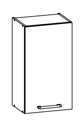 Toaletný stolík top 30 MD2 Lesk Modena meblarskisklep