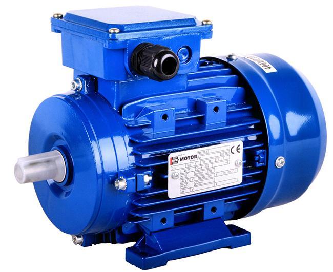 Elektromotor 3-fáze 0,75KW 890 Obr Nové