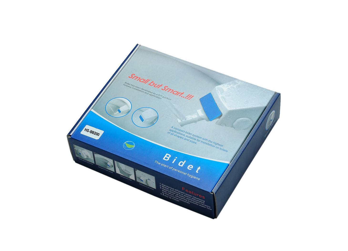 Microbidet 8200 bidetový adaptér pre teplú vodu