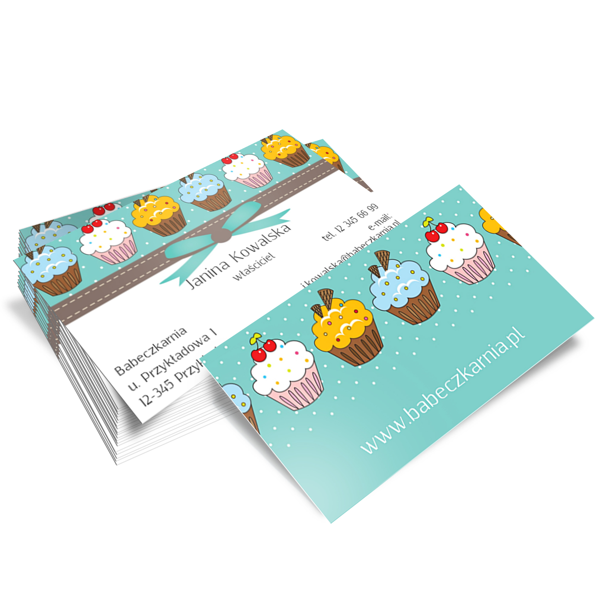 Item Business cards 1000 pieces MASTER ON-LINE
