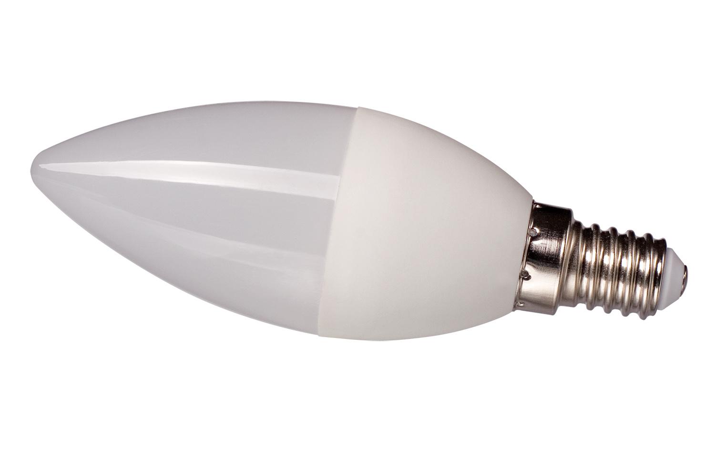 СВЕТОДИОДНЫЕ лампы E14 2835 SMD ТЕПЛО 8W 750lm СВЕЧКА доставка товаров из Польши и Allegro на русском