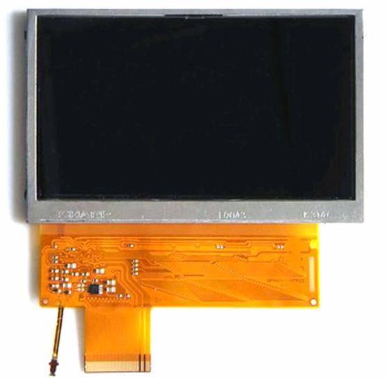LCD Sharp Sony PSP 1000 1004 Displej zobrazenie