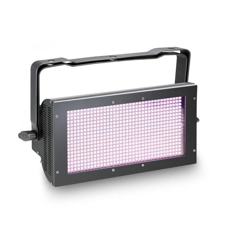 Купить Мощный УФ-светодиод CAMEO THUNDER WASH 600 УФ-стробоскоп на Otpravka - цены и фото - доставка из Польши и стран Европы в Украину.
