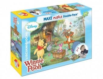 Puzzle obojstranné Maxi Winnie POOH 108 EL.37186