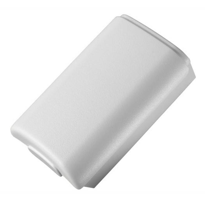 Biely kôš Kryt batérie klapka pre dážď Xbox