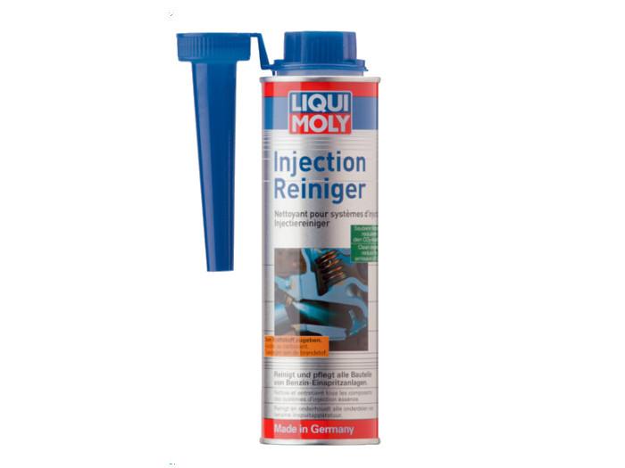 Инъекция Reiniger Liqui Моли очищает инъекции