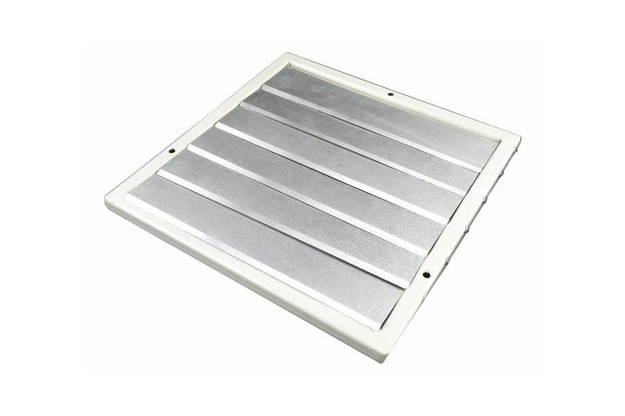 Bestfan uzávierka pre stenový ventilátor 400x400mm