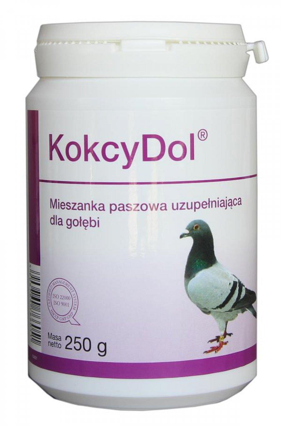 DOLFOS KOKCYDOL 250g zwalczanie zakażeń kokcydiami