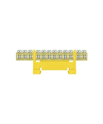 Nulový pás LZ 12 / žltý 10mm2 077248