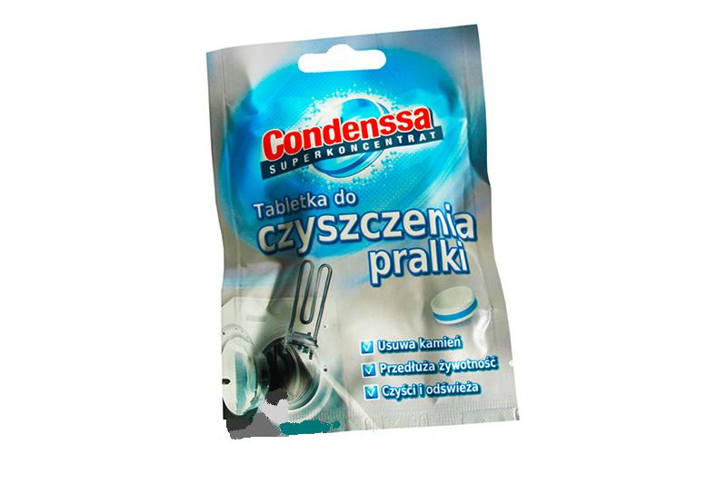 CONDENSSA tabletka do czyszczenia pralki 40g