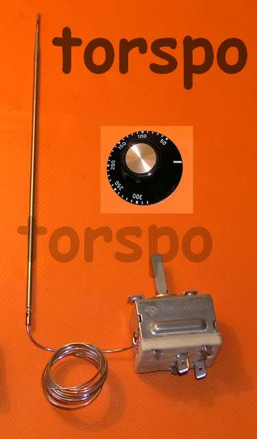 Thermoregulator EGO 50-300 Regulátor teploty
