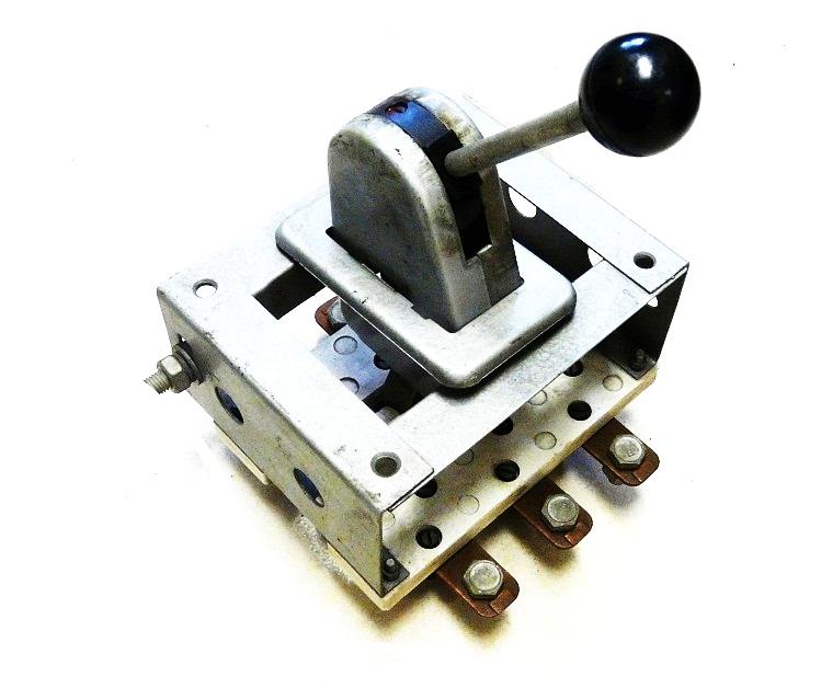 Disconnector Typ Łoz-13, 3-Gear. 100A F / DPH