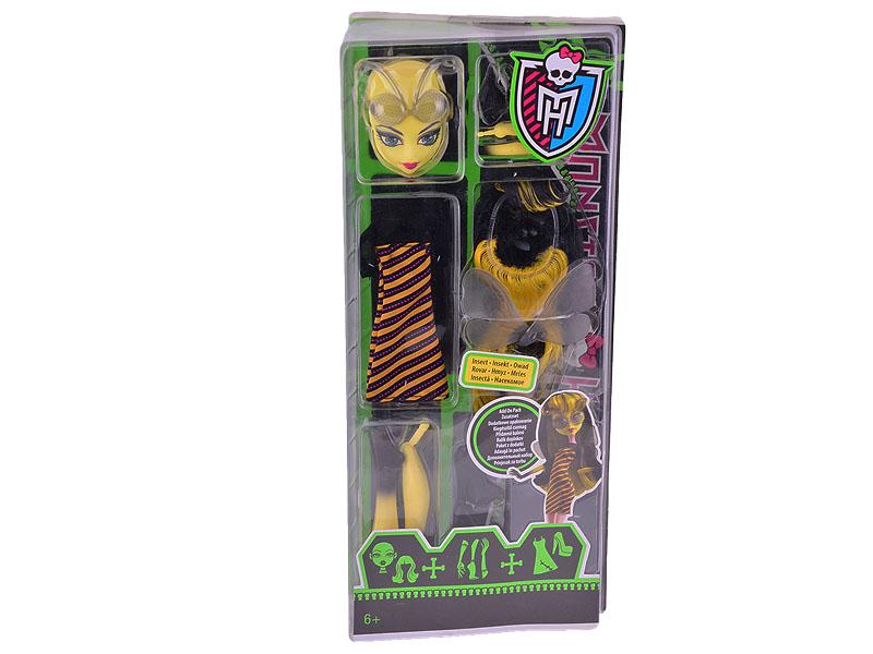 CHS Create Monster High Hmyz W9175 H-506
