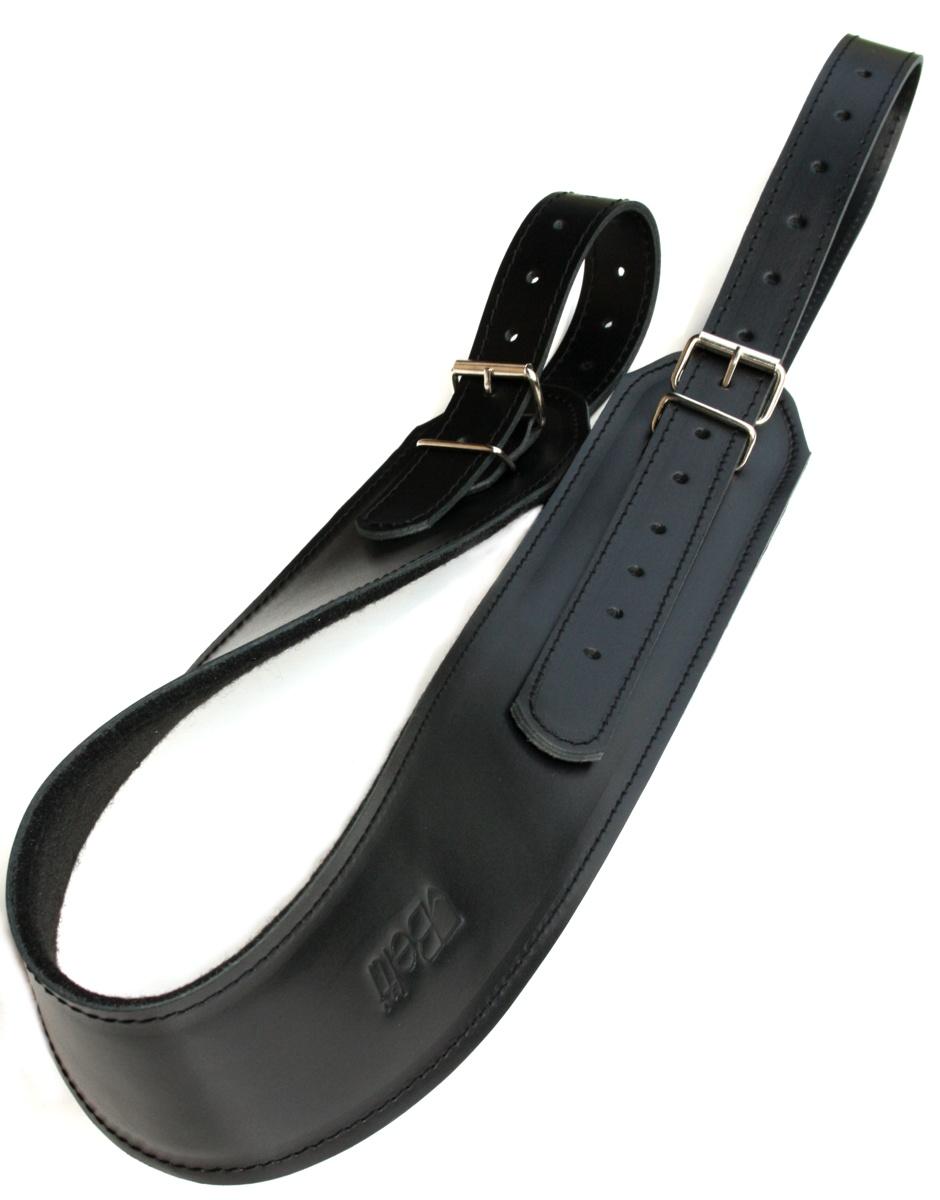 Rúrkový pás kožený lak sptu1 belti