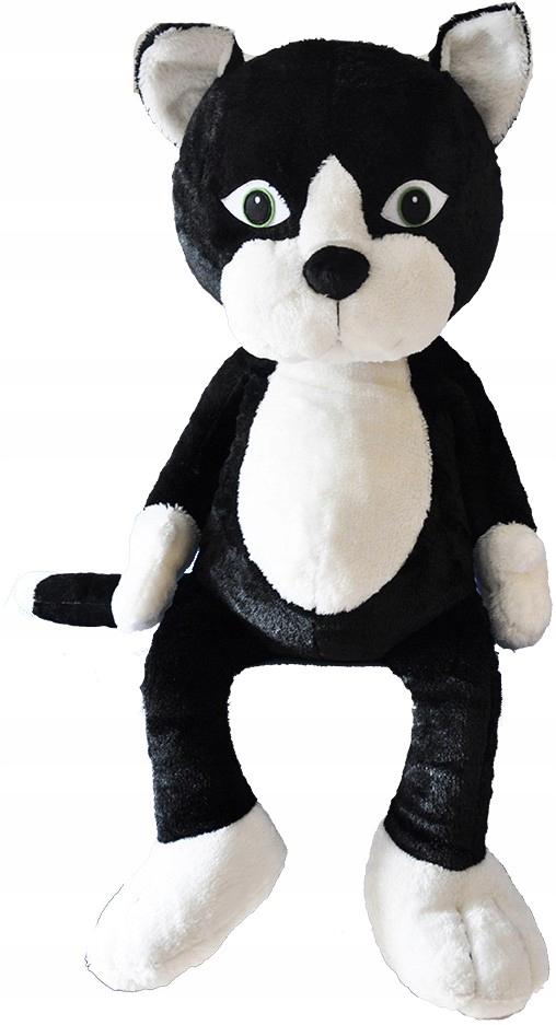 Maskot black cat Mruczuś - 95 cm