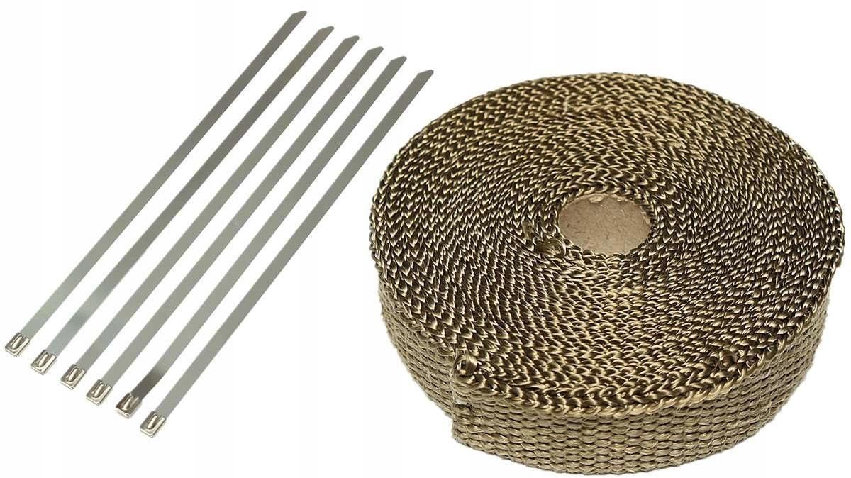 титановый бандаж термопечать лента turbo 30m +opaski