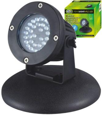 Aqua Nova Lampa Oświetlenie do OCZKA 2,2W Czujnik