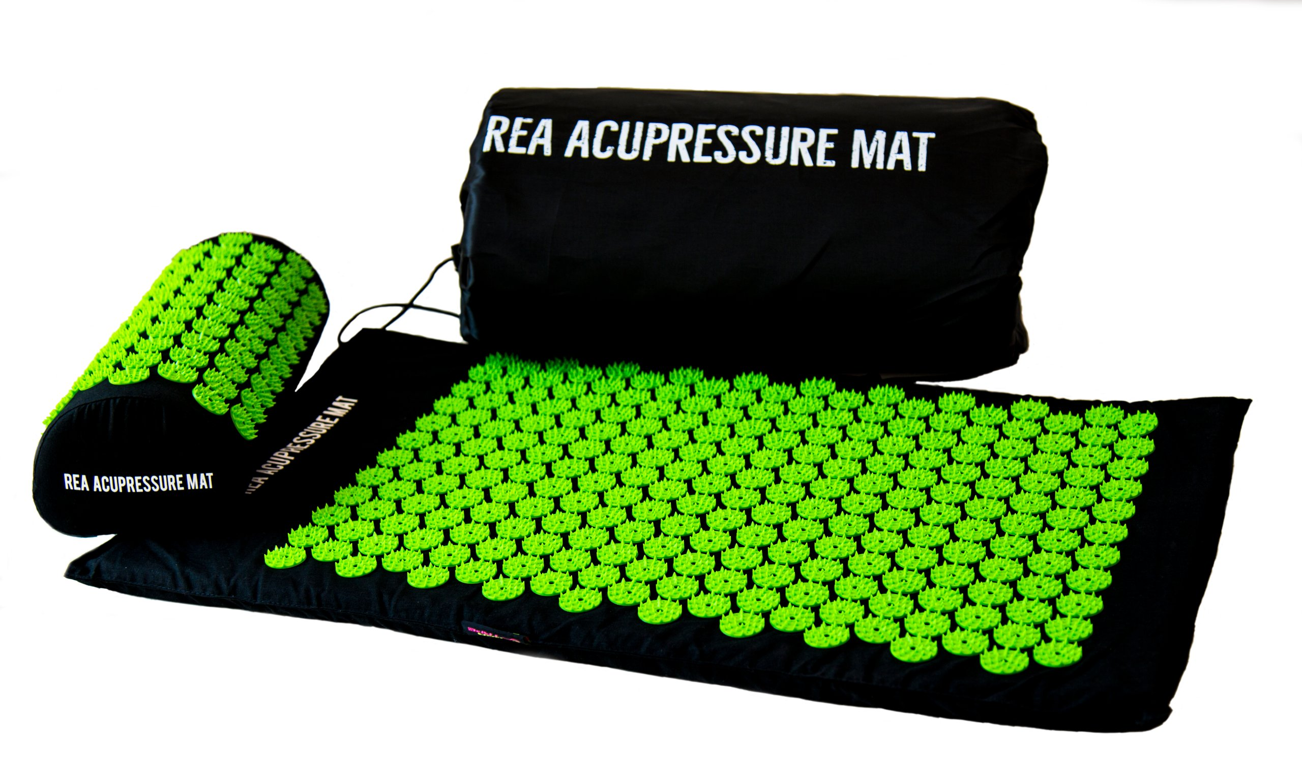 Item MAT HEALTH ACUPRESSURE SPIKES on PAIN, STRESS