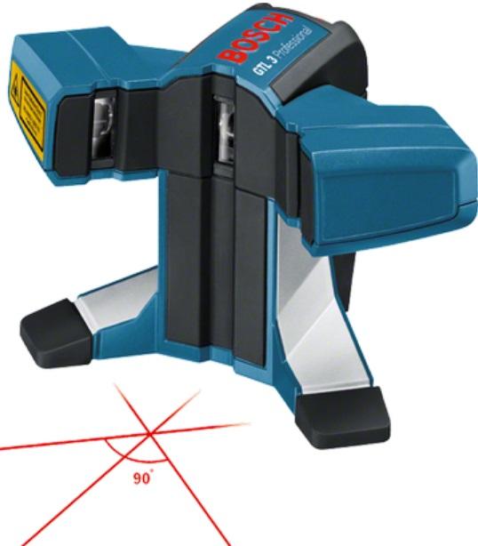 Bosch Gtl 3 Professional Laser Do Ukladania Plytek 9469817985 Allegro Pl