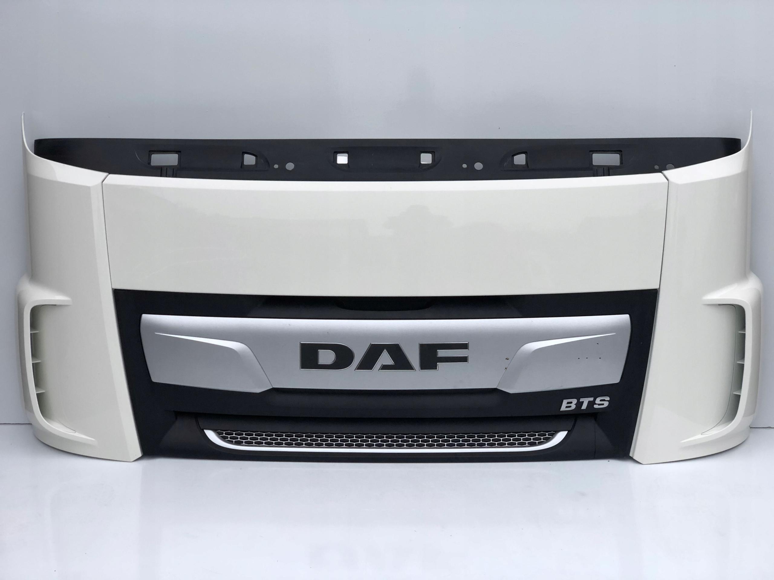 DAF XF 106 EURO6 LIFT ATRAPA GRILL OWIEWKA OKULAR 5