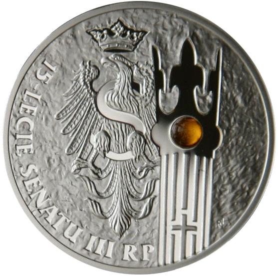 Купить 20 ЗЛОТЫХ 2004 - 15-ЛЕТИЕ СЕНАТА - MENNICZA-ПРОМО на Otpravka - цены и фото - доставка из Польши и стран Европы в Украину.