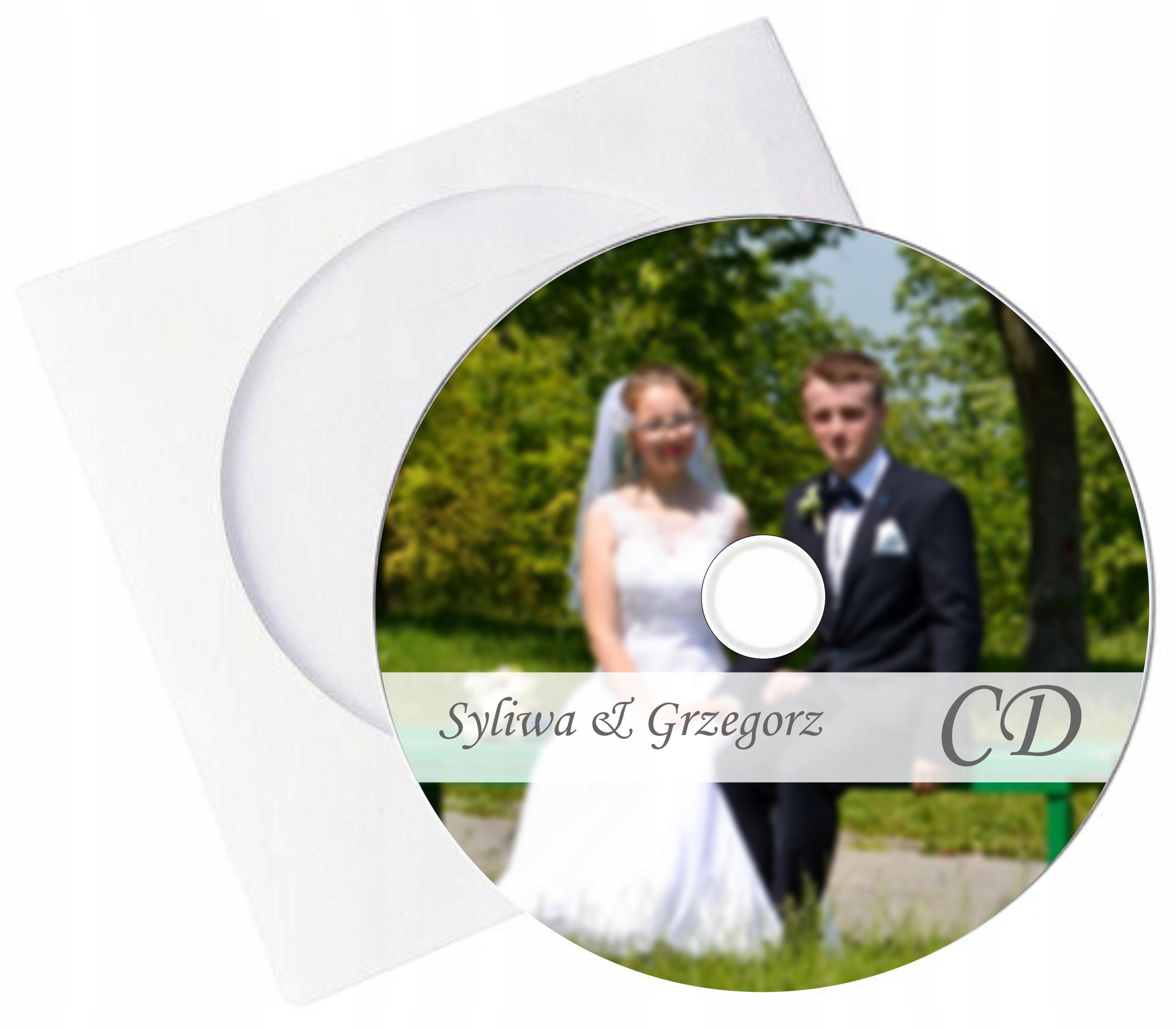 Vytlačené CD a CD obálka vlastná tlač