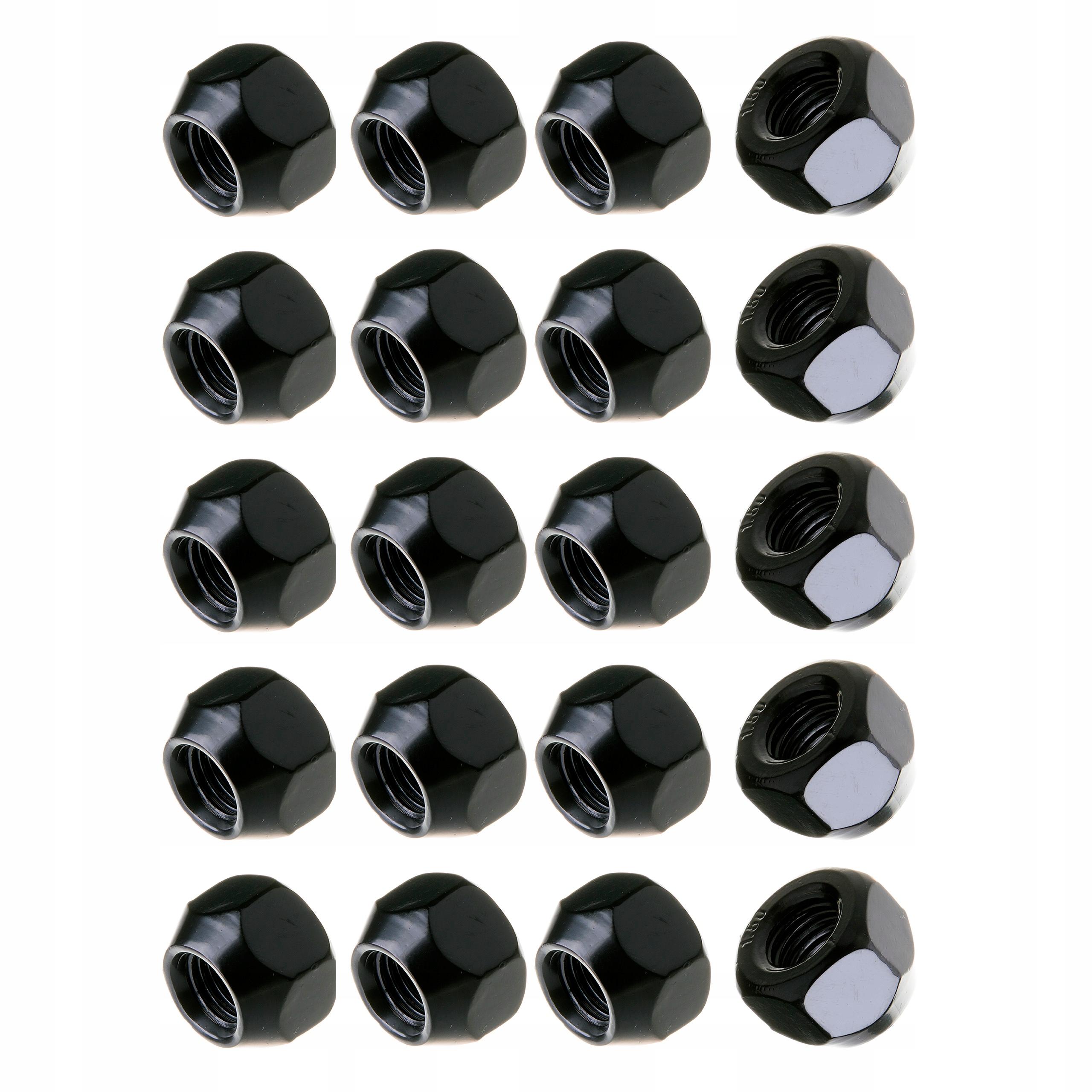 Гайка для стальных колес M12x1,5 открыта FORD