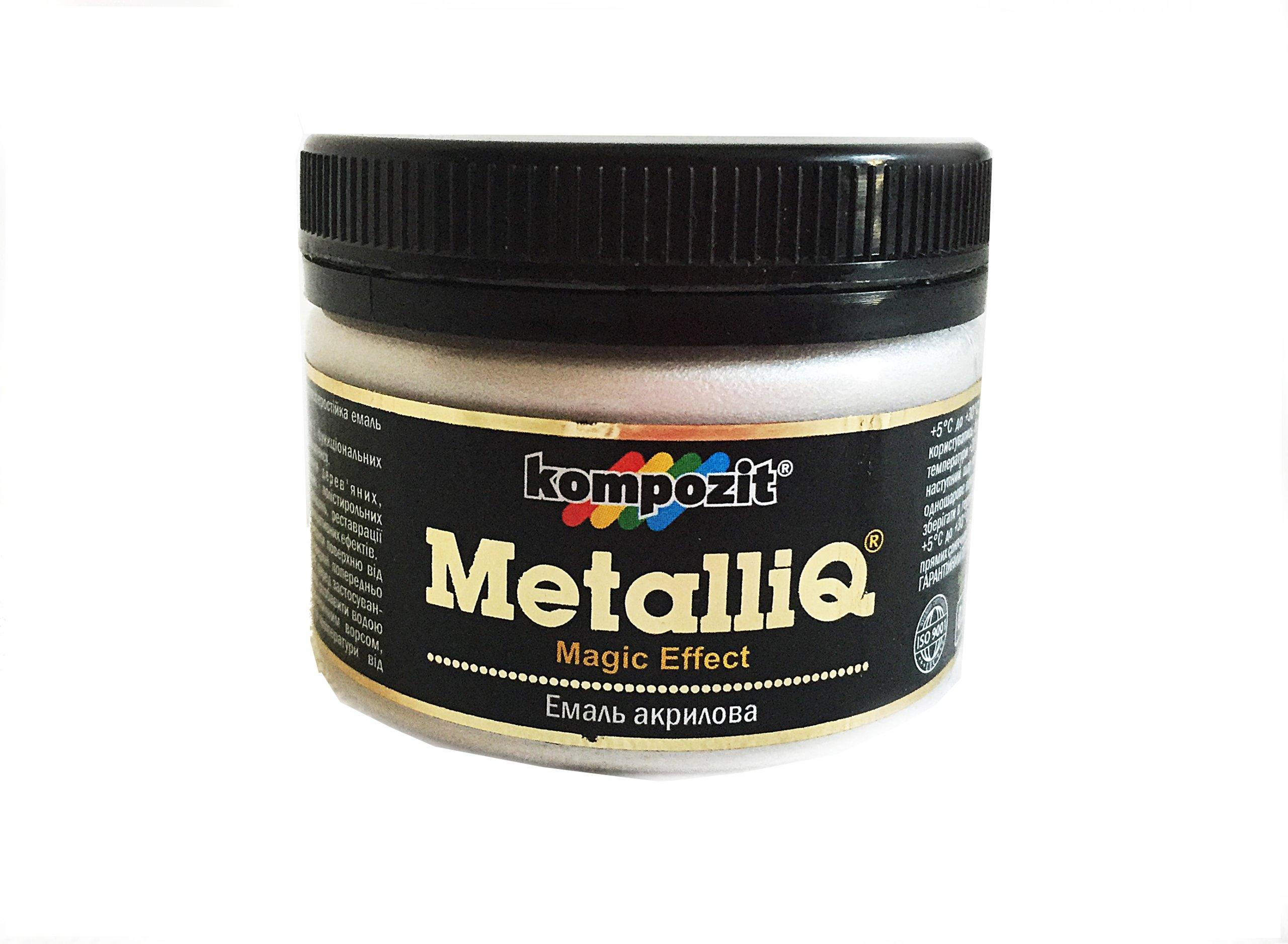 Akrylátová farba pre kameň Metalliq Kompozit 0.1kg