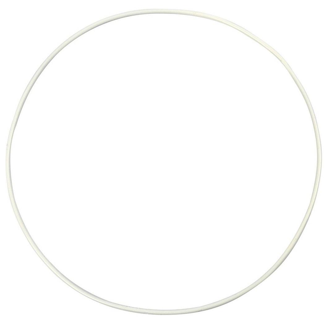 Item Large Hoop Metal 30 cm Wheel Jewelry Pendant