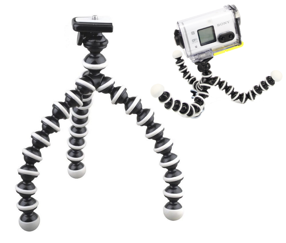 Tripod statyw elastyczny flexipod Sony Action Cam