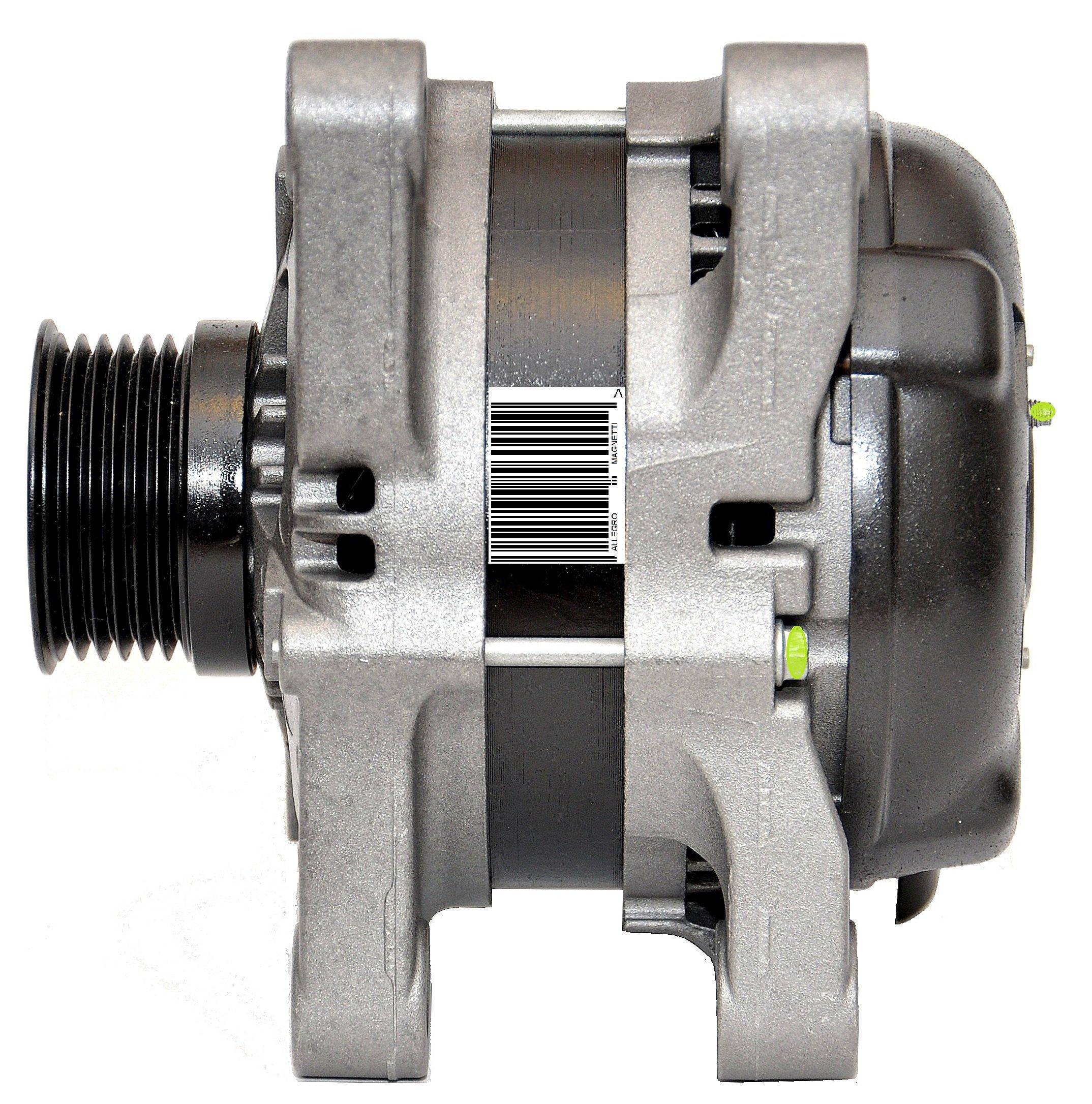 ca1865 генератор ford focus c-max fiesta tdci