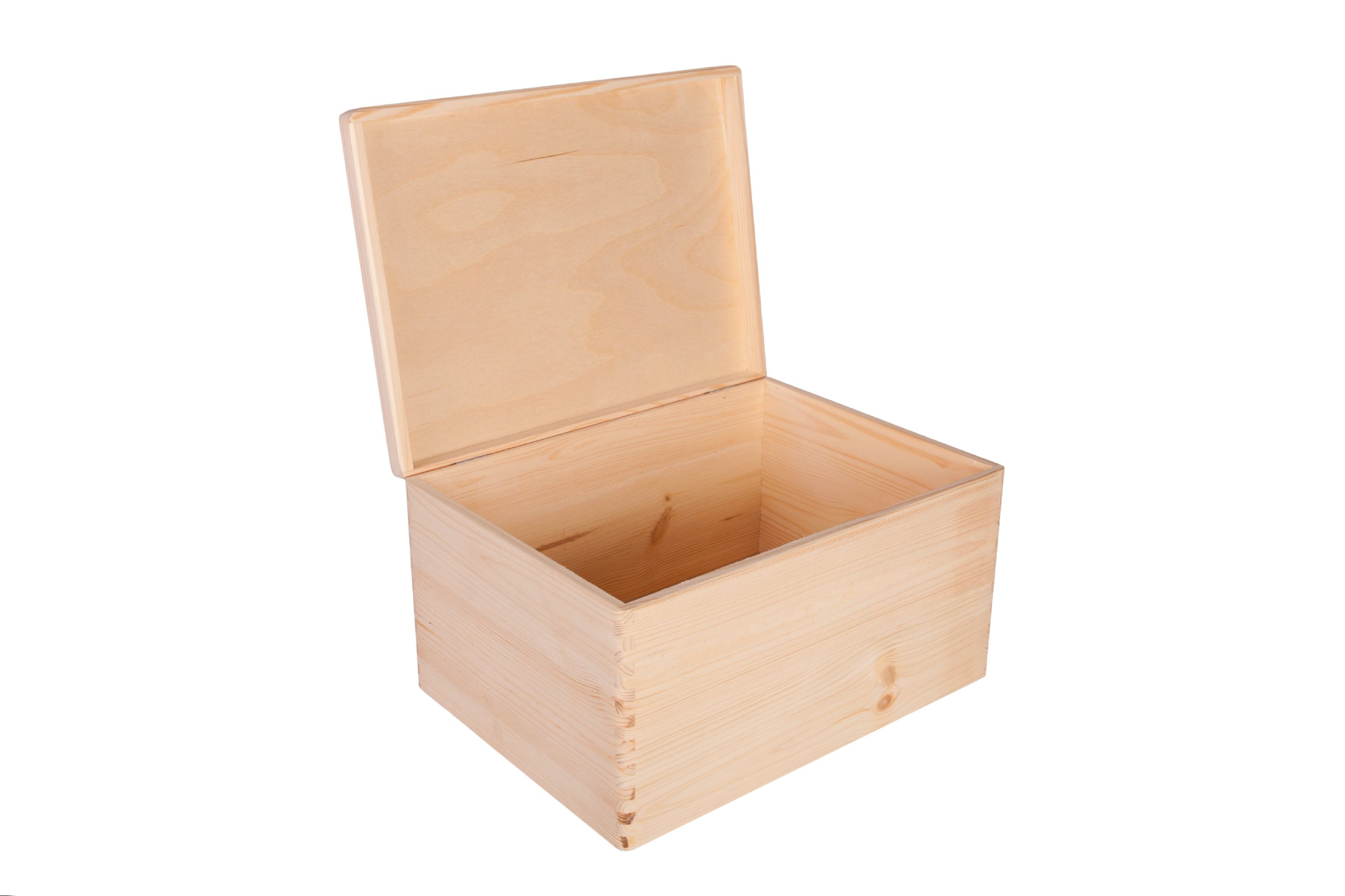Item BOX WOODEN BOX CRATE CONTAINER 30x20