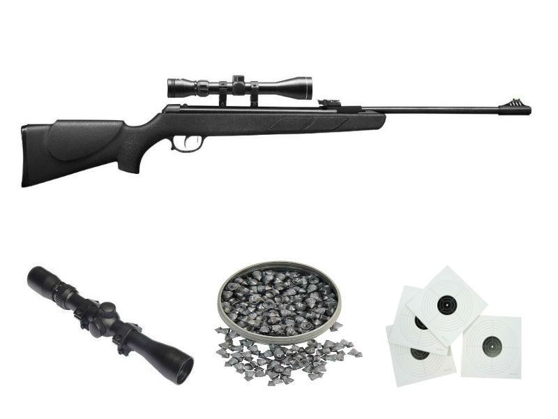 Ветровка Armgun 15-5,5 мм + сфера 3-9x40 + SET +