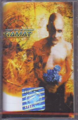 TIAMAT  Deeper Kind of Slumber MC nowa folia