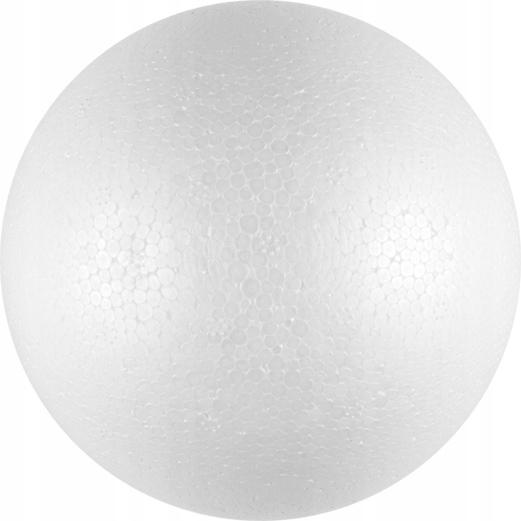 шар ПЕНОПЛАСТОВАЯ 15см шарики шарики Пенопластовые